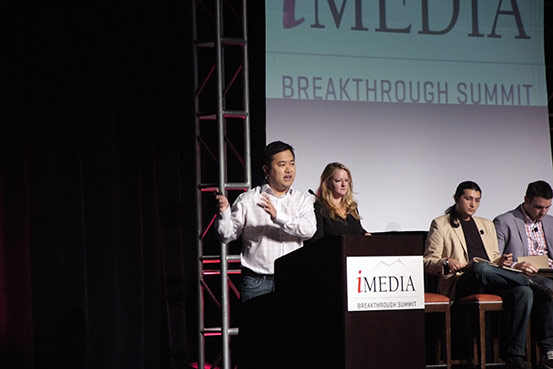 Placed at iMedia Breakthrough Summit